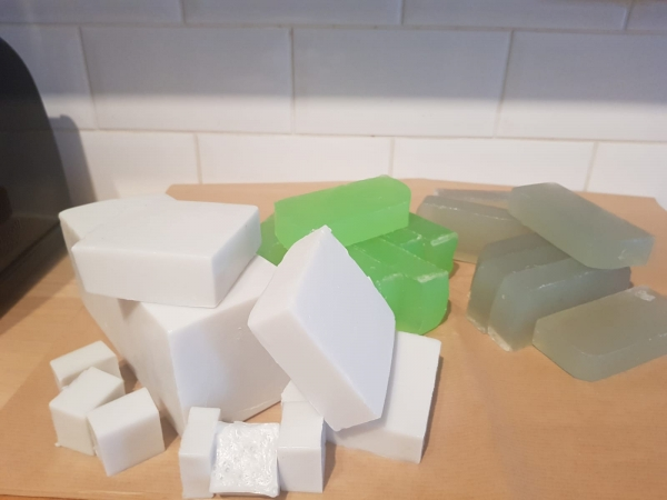 Anti-fungal Soap